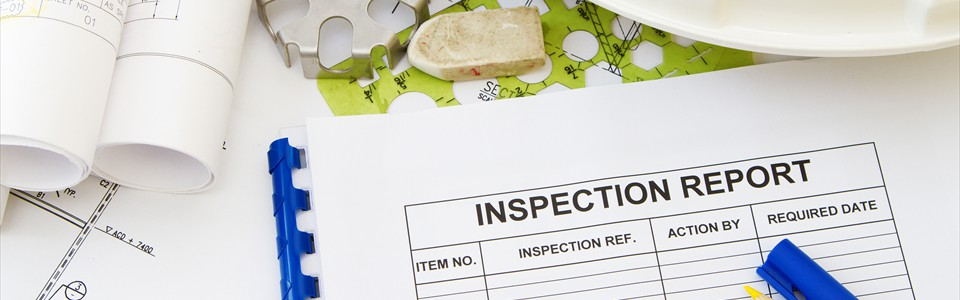 THIRD PARTY INSPECTIONS at CONTRACTORS' LOCATIONS